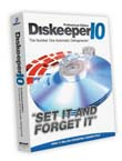 Diskeeper Professional Edition for 64 Bit screenshot