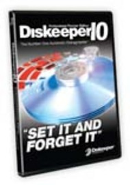 Diskeeper Professional Premier Edition for 64 Bit screenshot